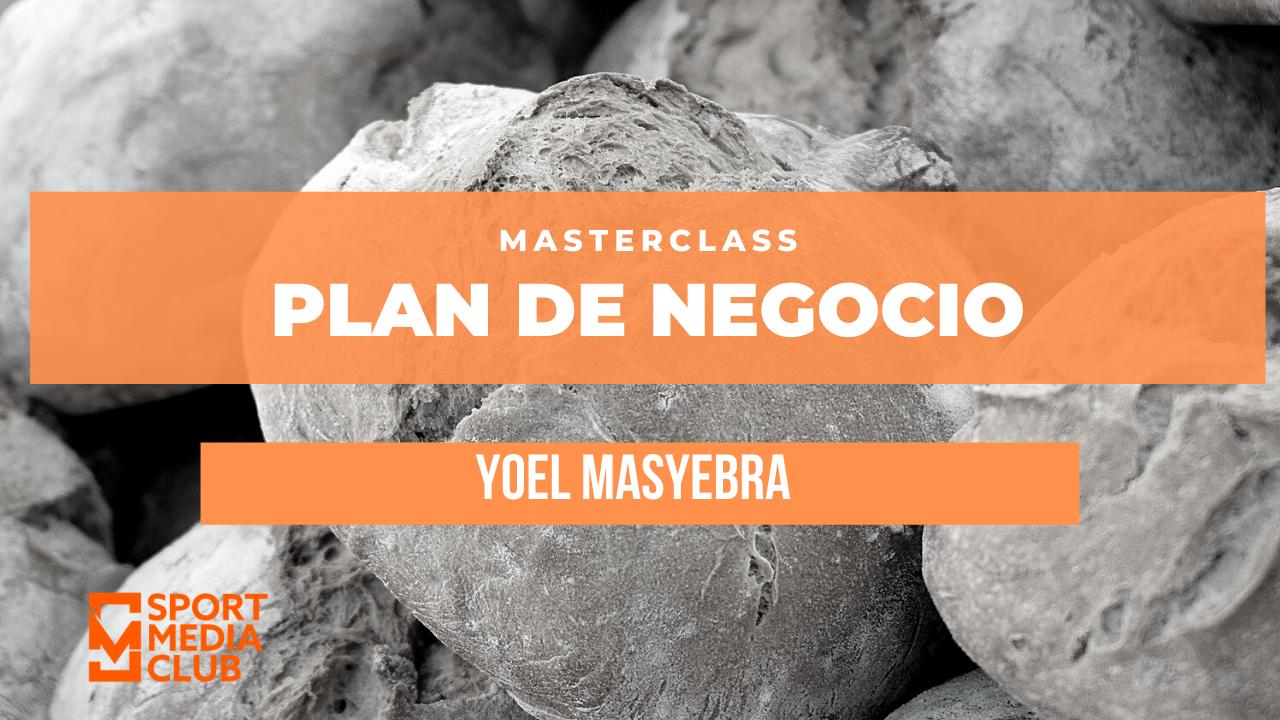 Yoel Masyebra, plan anual de negocio