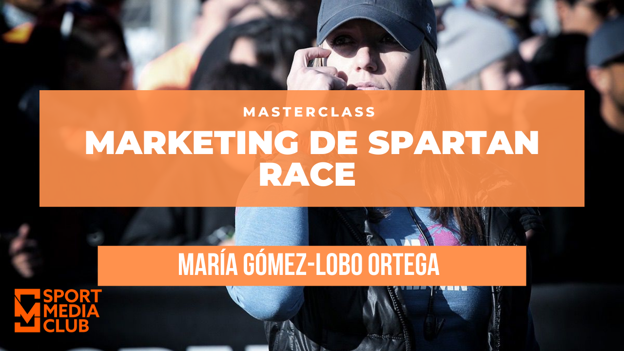 Maria Gomez-Lobo, comunicación Spartan Race España